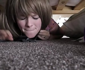 Stepson Fucks His Mom Under the Bed