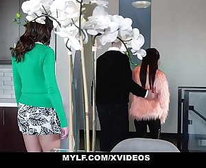 MYLF - Petite Asian Loves Eating Sexy Mylf Pussy