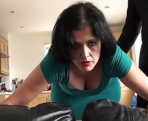 PASCALSSUBSLUTS - Montse Swinger whipped and ass slammed